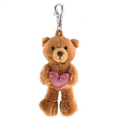En savoir plus sur Porte-clés Ours Teddy Coeur
