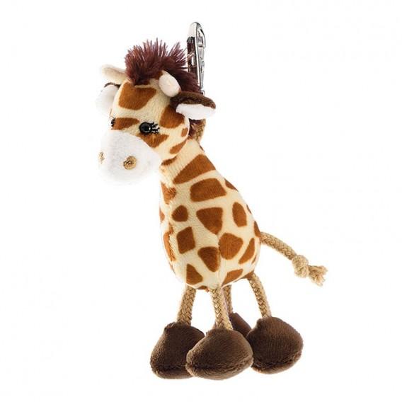 Peluche Porte-clés Girafe Bahati - Schaffer