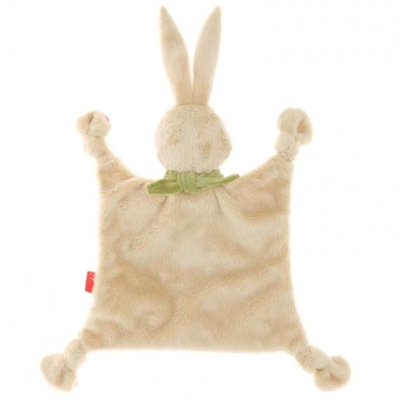 Doudou Lapin Bungee Bunny (Dos) - Sigikid
