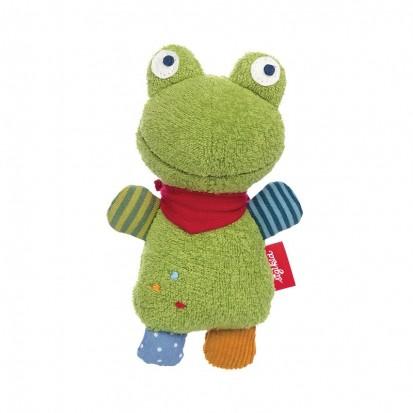 Hochet Grenouille Flecken Frog