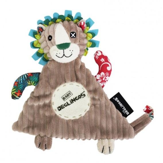 Doudou Baby Jélékros Le Lion - Les Déglingos