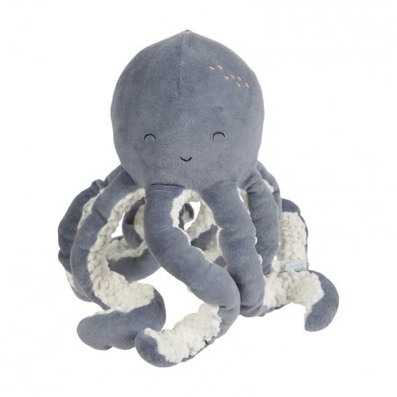 Pieuvre Ocean Blue - Little Dutch