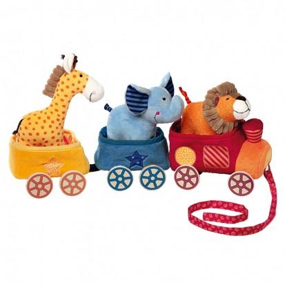 Train Safari - Sigikid
