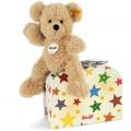 Teddy Fynn et sa valise