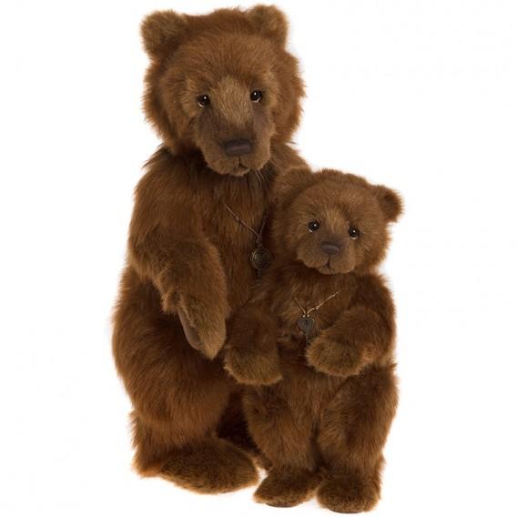 Helena & Hope - Charlie Bears