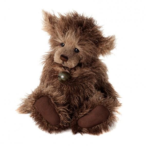 Scruffy Lump - Charlie Bears