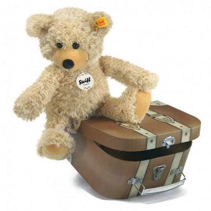 Teddy Charly et sa valise