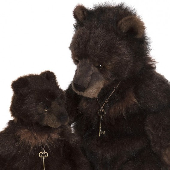 Gizelle & Grace - Charlie Bears