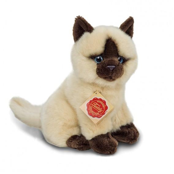 Petit Chat Siamois - Teddy Hermann