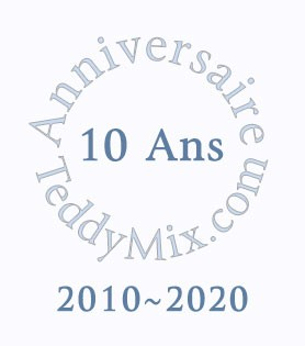 10 ans TeddyMix