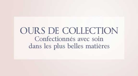 Ours de Collection